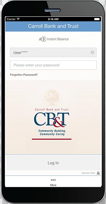 carroll-bank-app-phone